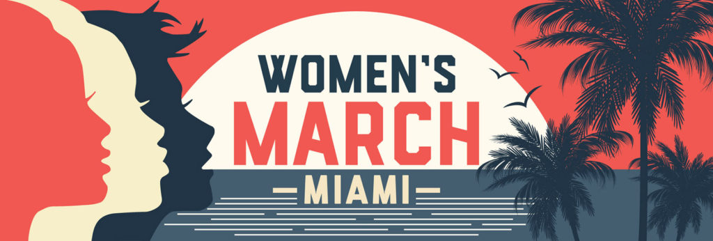 Women's March Miami